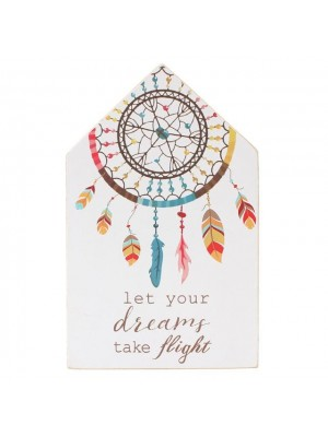 Dreamcatcher Wall Plaque