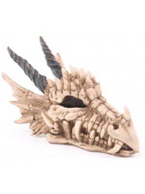 Wholesale Fantasy Dragon Skull Trinket Box - 20 cm