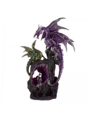Wholesale Dark Legends Power of the Crystal Amethyst Dragon