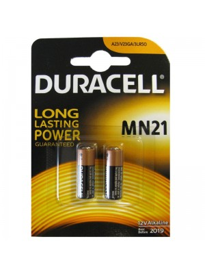 Duracell Long Lasting Batteries - MN21 (12V)
