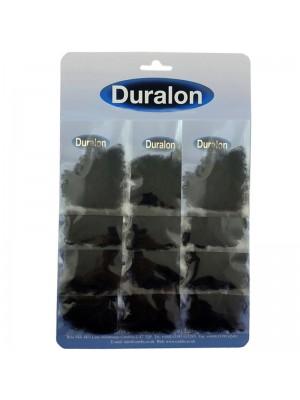 Duralon Slanted Hair Net - Black