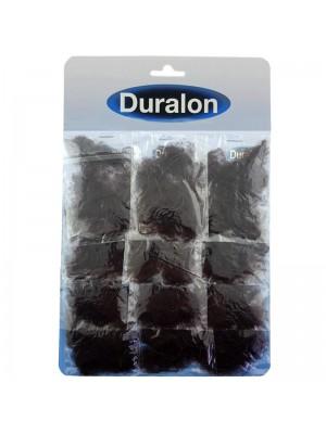 Duralon Slanted Hair Net - Brown