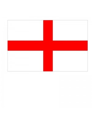 St Georges England Flag - 3ft x 2ft