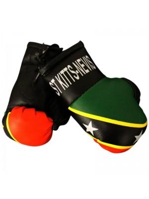 Wholesale Mini Boxing Gloves - St Kitts- Nevis