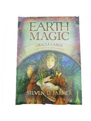 Steven D.Farmer Earth Magic Oracle Cards
