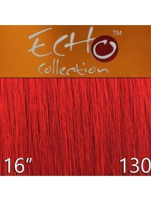 Echo 16'' Long Human Hair Weave Extensions - Colour No. 130