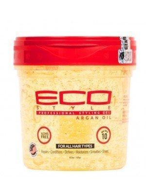 Wholesale Eco Professional Styling Gel - Argan Oil (16 oz)
