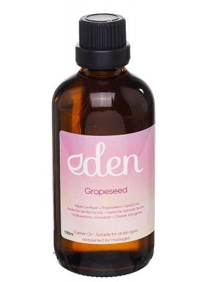 Wholesale Eden Carrier Oil 100ml - Grapeseed