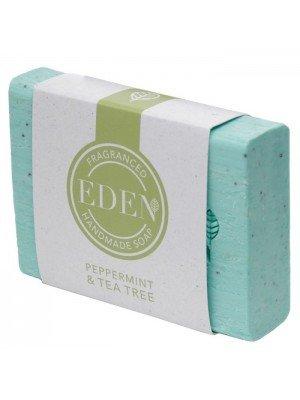 Eden Handmade Soap Bar - Peppermint & Tea Tree