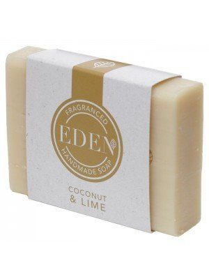 Eden Handmade Soap Bar - Coconut & Lime