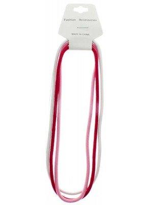 Wholesale Elastic Headbands - Pink Assortment