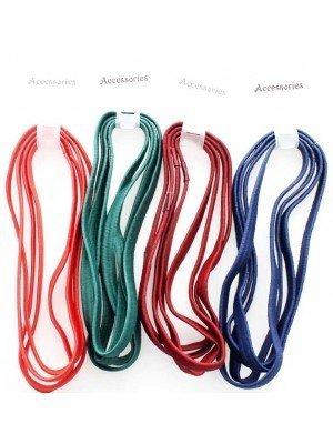 Wholesale Elastic Headbands - School Colours Assortment