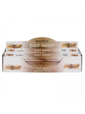 Wholesale Elements Incense Sticks - Palo Santo