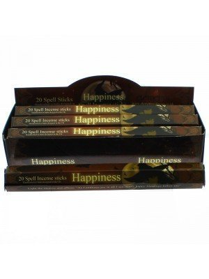 Lisa Parker Spell Incense Sticks - Happiness