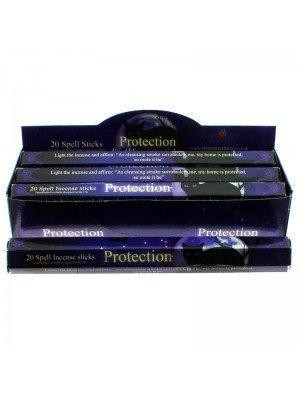 Lisa Parker Spell Incense Sticks - Protection
