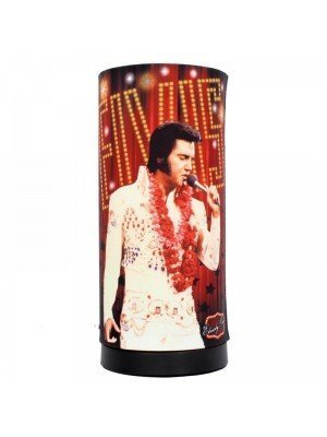 Wholesale Elvis Presley Round Lamp - 27.5cm