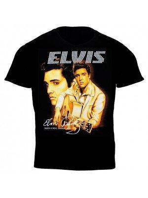 Elvis Presley T-Shirt - Large