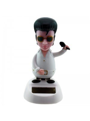 Elvis Solar Pal Figurine