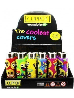 Clipper Reusable The Coolest Covers Design Lighters