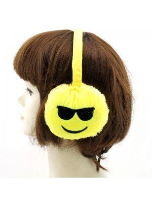 Emoji Earmuffs - Assorted Designs
