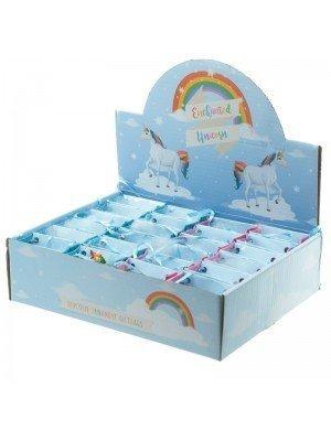 Enchanted Rainbow Unicorn Figurine In Mini Gift Bag