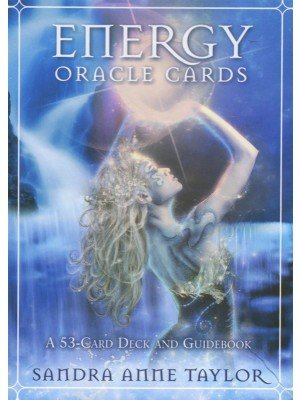 Wholesale Energy Oracle Cards By Sandra Anne Taylor