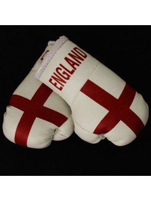 Mini Boxing Gloves - England