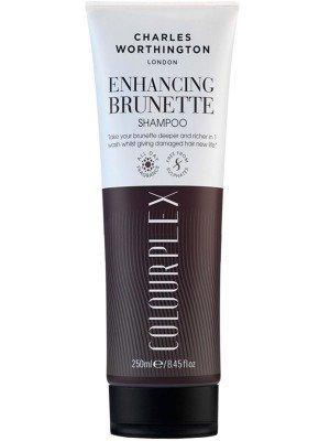 Wholesale Charles Worthington Enhancing Brunette Shampoo - (250 ml)