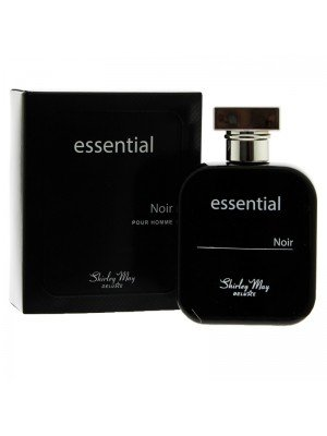 Shirley May Mens Eau De Toilette - Essential Noir