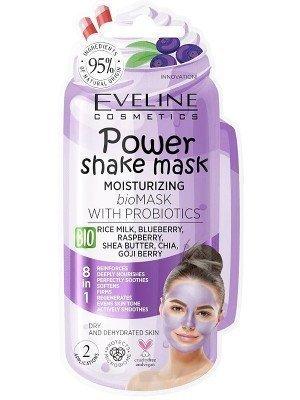 Eveline 8 in 1 Moisturizing Power Shake Mask With Probiotics