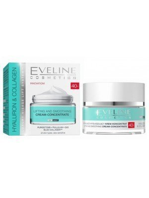 Eveline Anti-Wrinkle Lifting and Smoothing Cream-Concentrate - Day and Night Cream (40+)
