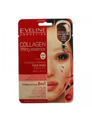 Wholesale Eveline Collagen Lifting Essence Intensely Firming Face Mask