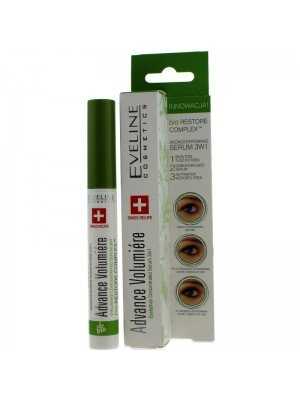 Eveline Eyelashes Concentrated Serum 3 in 1 - Advance Volumiére