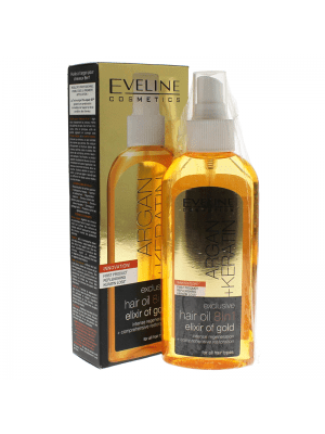Eveline Hair Oil 8in1 - Elixir of Gold