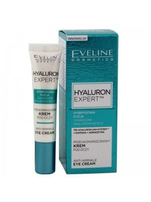 Wholesale Eveline Hyaluron Expert Anti-Wrinkle Eye Cream