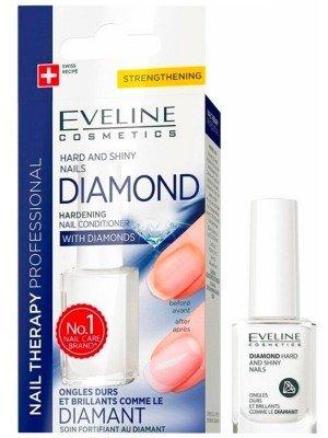 Eveline Nail Therapy Diamond Hard & Shiny Nails -12ML