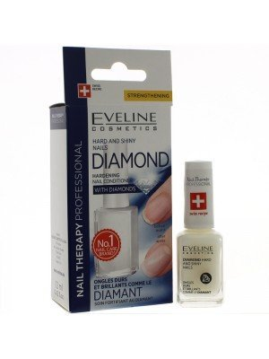 Eveline Nail Therapy Diamond Hard & Shiny Nails