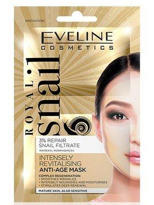 Eveline Royal Snail Intensely Revitalising Anti-Age Mask -2 x 5ml