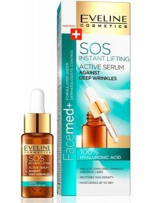 Eveline SOS Instant Lifting Active Serum Against Deep Wrinkles