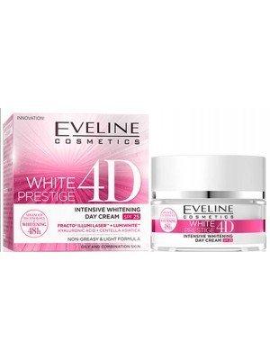 Wholesale Eveline White Prestige 4D Day Cream SPF 25 - 50ml