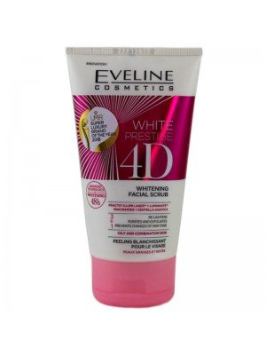 Wholesale Eveline White Prestige 4D Whitening Facial Scrub