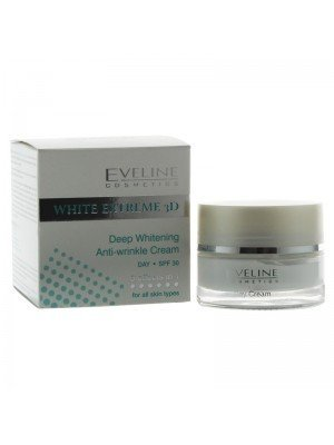 Wholesale Eveline White Extreme 3D Deep Whitening Anti-Wrinkle Day Cream