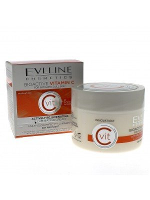 Eveline Bioactive Vitamin C Rejuvenating Day and Night Cream