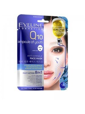Wholesale Eveline Q10 Ampoule of Youth Anti-Wrinkle Face Mask