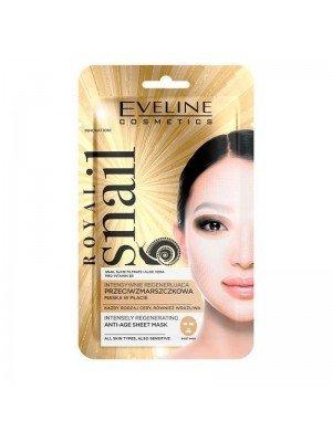Wholesale Eveline Royal Snail Intensely Regenerating Anti-age Sheet Mask