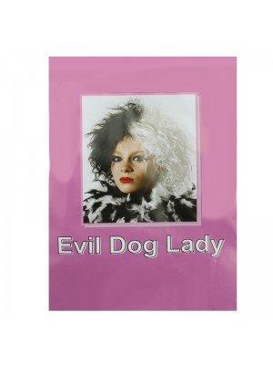 Evil Dog Lady Wig