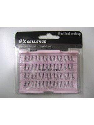 Excellence Individual Eyelashes - Flare Long