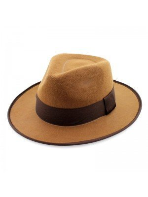 Explorer Cowboy Hat - Brown