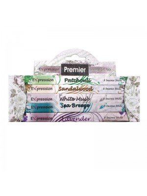 Expression Variety Incense Sticks Gift Packs - Premier