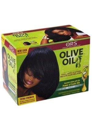 Wholesale ORS Olive Oil Full Application No-Lye Relaxer Kit - Extra Strength